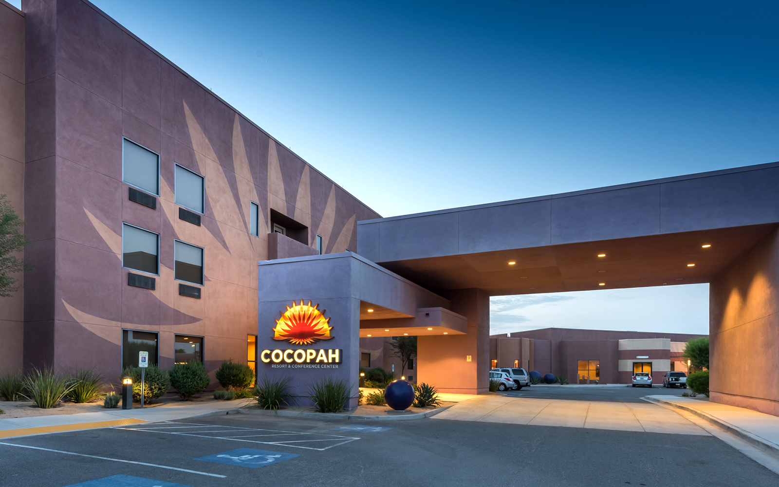 Accommodations Cocopah Resort