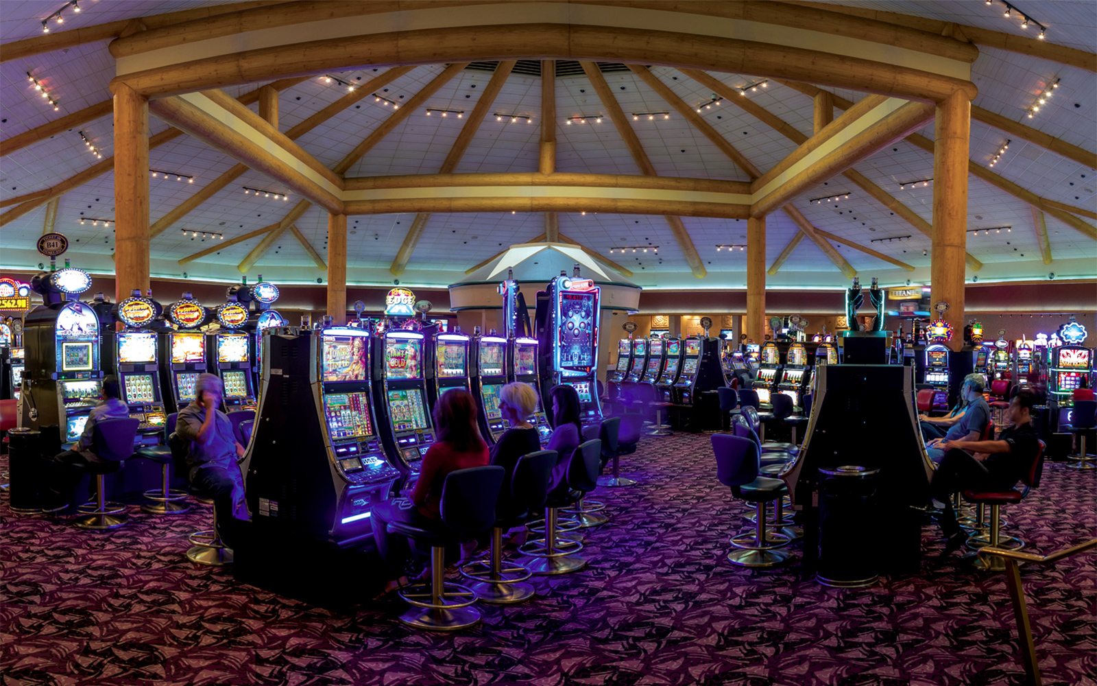 Online gambling spin and win